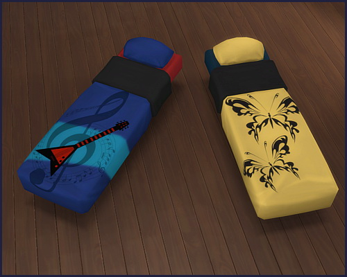Mattress Viola Chai at CappusSims4You image 1597 Sims 4 Updates
