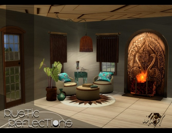 Rustic Reflections Set at Daer0n – Sims 4 Designs image 1681 670x520 Sims 4 Updates