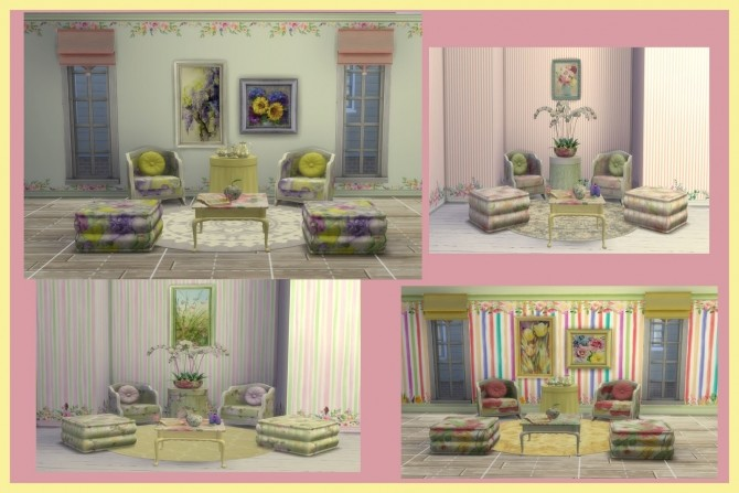 BRIGHT SET at Alelore Sims Blog image 170 670x447 Sims 4 Updates