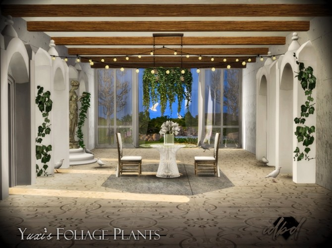 2T4 Yuxis Foliage Plants Remeshed at Daer0n – Sims 4 Designs image 17110 670x500 Sims 4 Updates