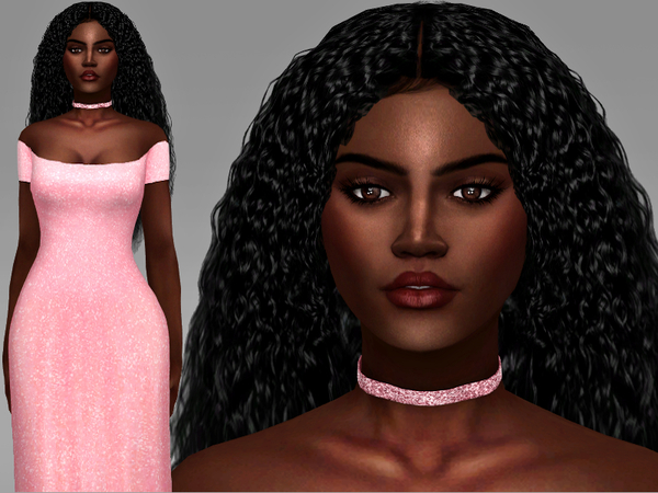 Sims 4 Samara Holmes by Margeh 75 at TSR