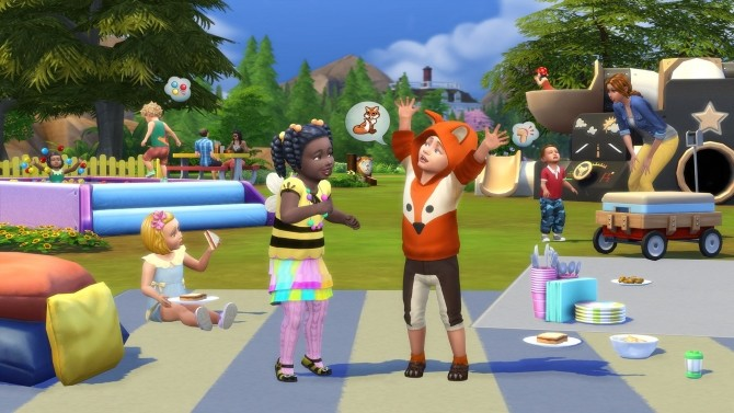 The Sims 4 Toddler Stuff Pack, Out Now! image 18113 670x377 Sims 4 Updates