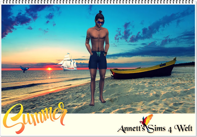 Beach CAS Backgrounds at Annett's Sims 4 Welt image 182 Sims 4 Updates