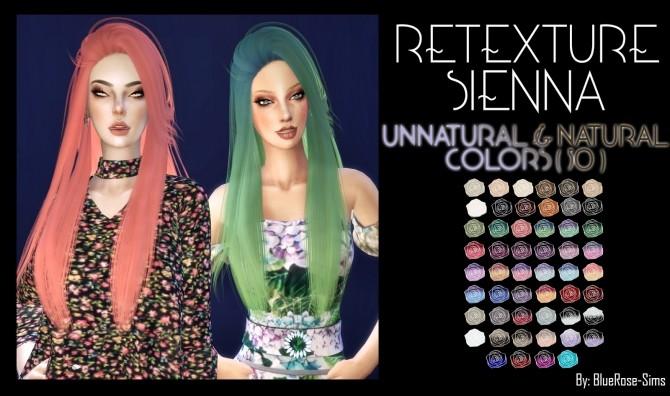 Simpliciaty Sienna RETEXTURE at BlueRose Sims image 1892 670x396 Sims 4 Updates