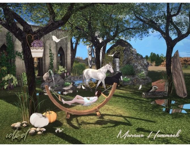2T4 Muranos Hammock + 3T4 Enchanted Ivy at Daer0n – Sims 4 Designs image 1965 670x517 Sims 4 Updates