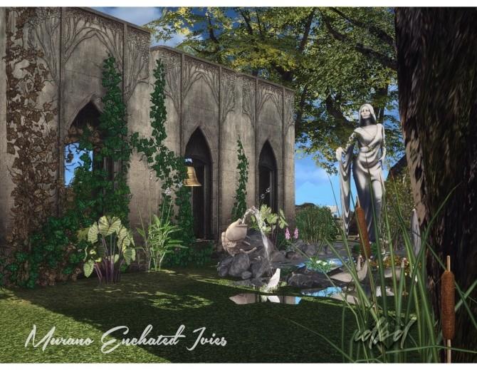2T4 Muranos Hammock + 3T4 Enchanted Ivy at Daer0n – Sims 4 Designs image 1975 670x519 Sims 4 Updates