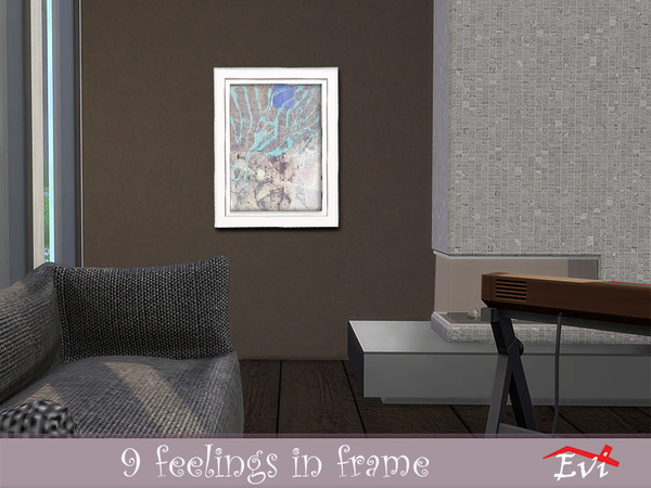 9 feelings in frame by evi at TSR image 2149 Sims 4 Updates