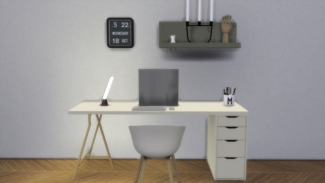 Acrobat Table Lamp at Meinkatz Creations image 219 670x377 Sims 4 Updates
