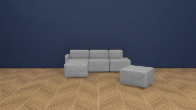 Rope Sofa at Meinkatz Creations Sims 4 Updates