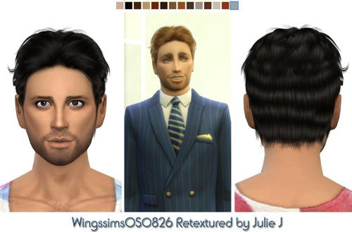 Sims 4 Wingssims OS826 Retextured at Julietoon – Julie J