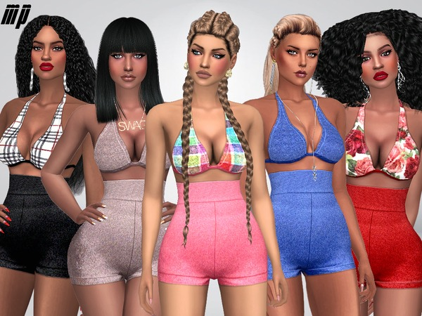 MP Kaylas Oufit by MartyP at TSR image 2528 Sims 4 Updates