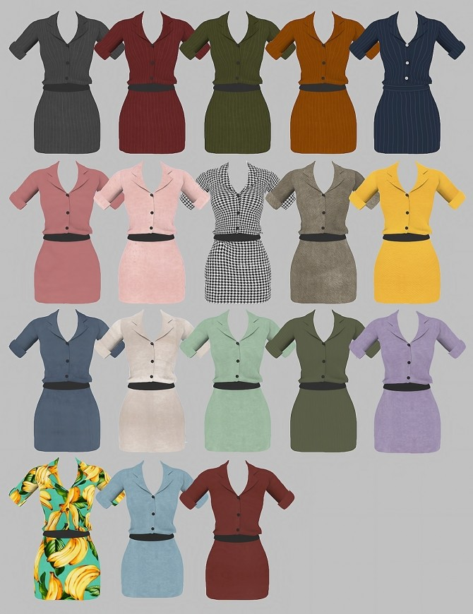 F Tara onepiece at Meeyou image 261 670x870 Sims 4 Updates