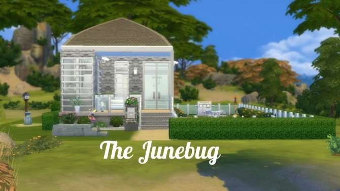 Sims 4 The Junebug house by Kristen.Ariana at Mod The Sims