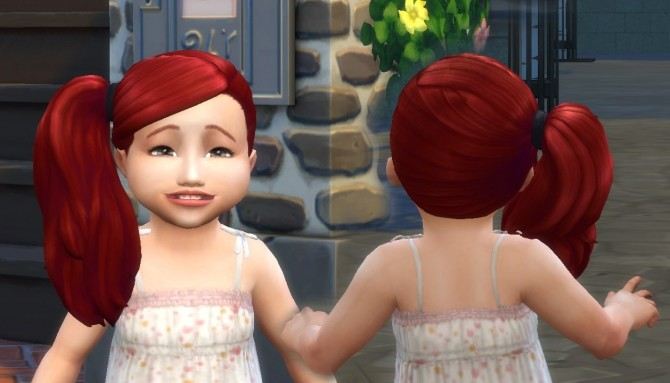 Side Ponytail for Toddlers at My Stuff image 2761 670x383 Sims 4 Updates