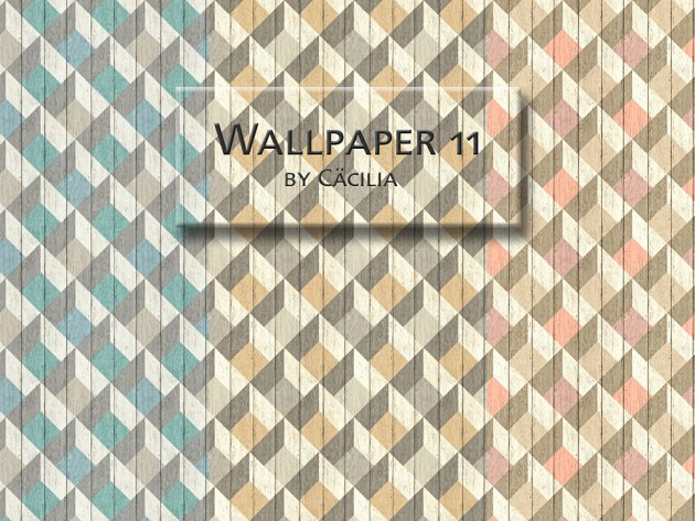 Wallpaper 11 by Cäcilia at Akisima image 2781 Sims 4 Updates