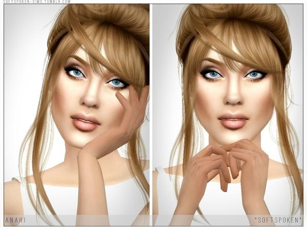 Anahi by Softspoken at TSR image 2812 Sims 4 Updates