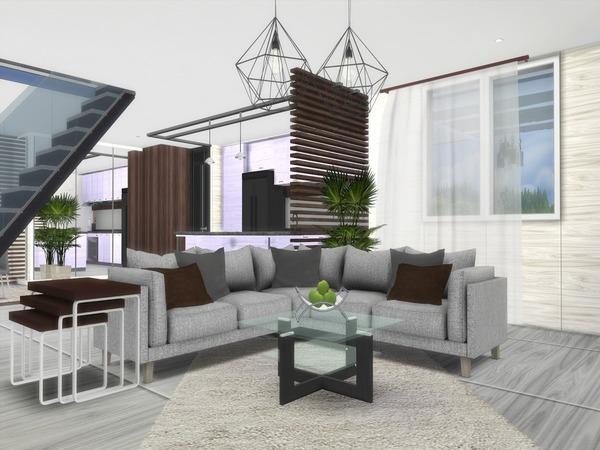 Modern Nitara house by Suzz86 at TSR image 2827 Sims 4 Updates