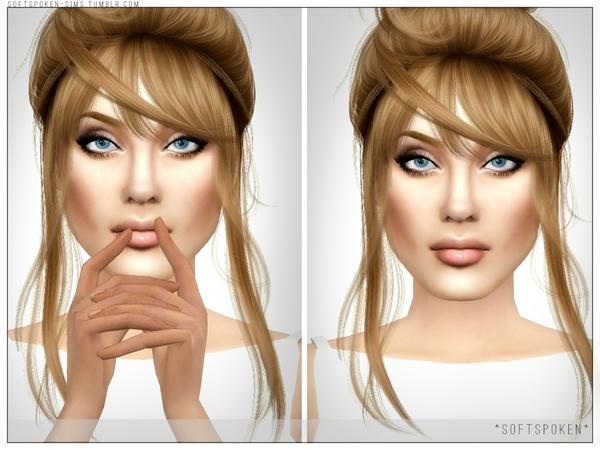 Anahi by Softspoken at TSR image 2912 Sims 4 Updates