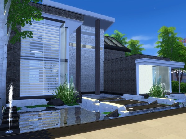 Sims 4 Nova Sindra home by Suzz86 at TSR