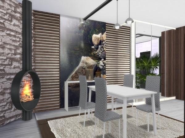 Modern Nitara house by Suzz86 at TSR image 2925 Sims 4 Updates