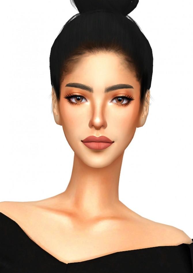 Pressed powder eyeshadow at GOPPOLS Me image 300 670x947 Sims 4 Updates