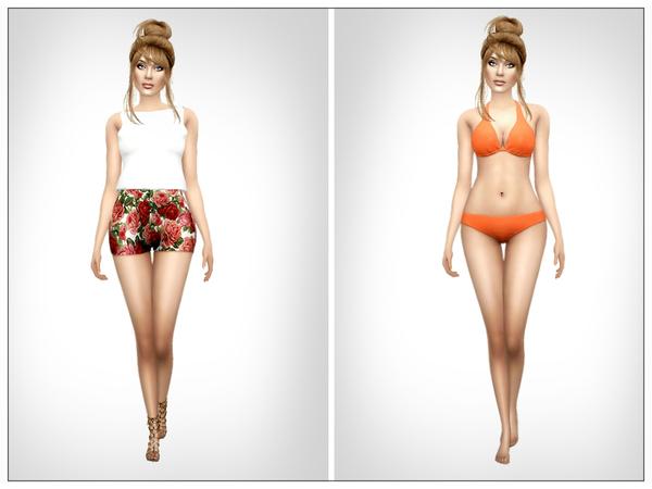 Anahi by Softspoken at TSR image 3012 Sims 4 Updates