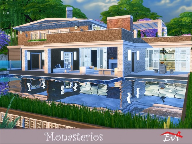 Monasterios by evi at TSR image 3022 670x503 Sims 4 Updates