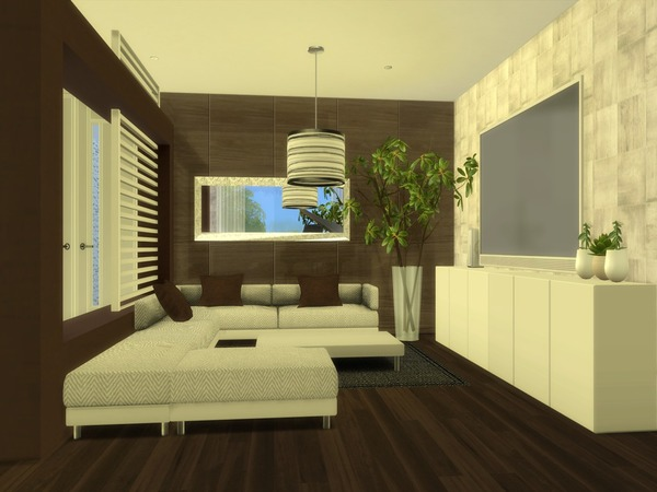 Modern Linnel by Suzz86 at TSR image 3113 Sims 4 Updates