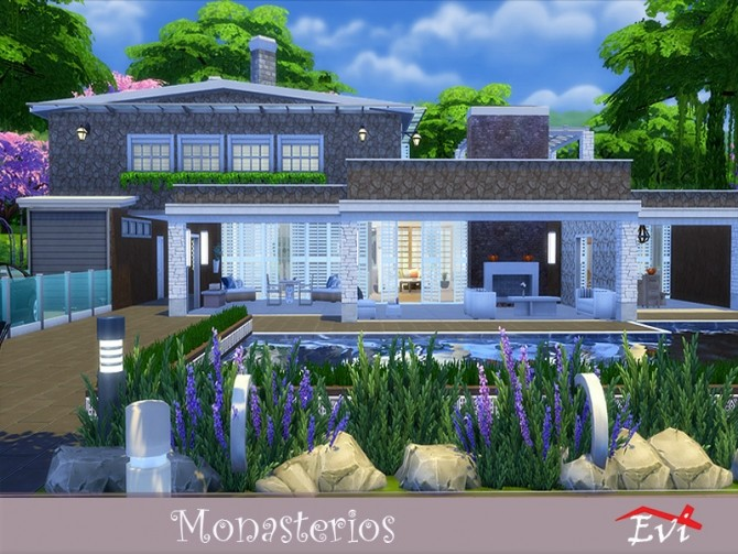 Monasterios by evi at TSR image 3118 670x503 Sims 4 Updates