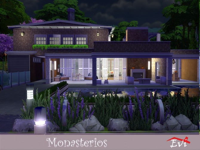 Monasterios by evi at TSR image 3214 670x503 Sims 4 Updates