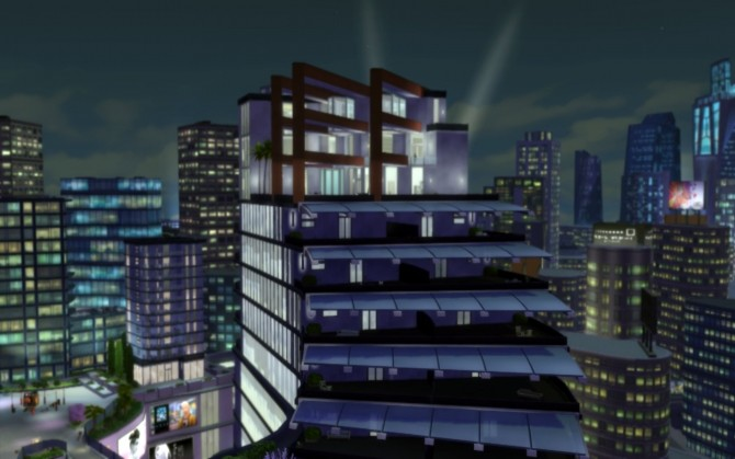 Precinct Residences by tobytoblerone at Mod The Sims image 3218 670x419 Sims 4 Updates