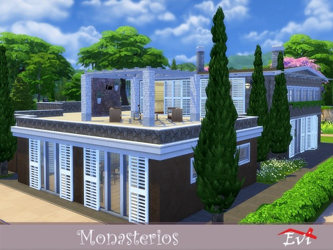 Monasterios by evi at TSR image 3313 670x503 Sims 4 Updates