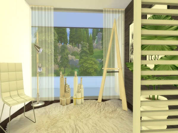 Modern Linnel by Suzz86 at TSR image 337 Sims 4 Updates