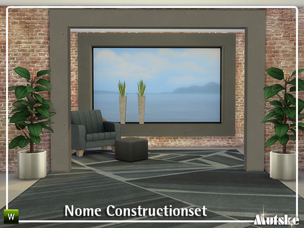 Nome Construction set by mutske at TSR image 340 Sims 4 Updates