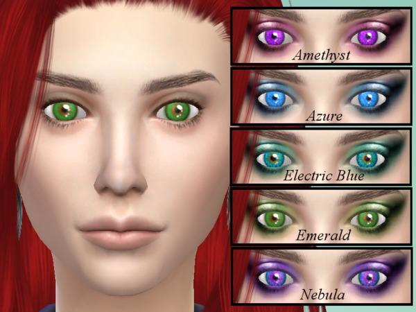 Sims 4 Arkadian Dreams Fantasy Eyes by ArkadyRose at TSR