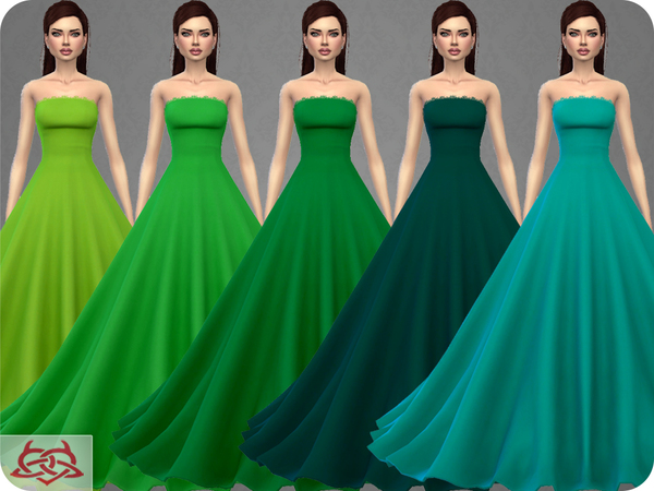 Wedding Dress 9 by Colores Urbanos at TSR image 347 Sims 4 Updates