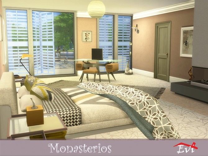 Monasterios by evi at TSR image 3512 670x503 Sims 4 Updates