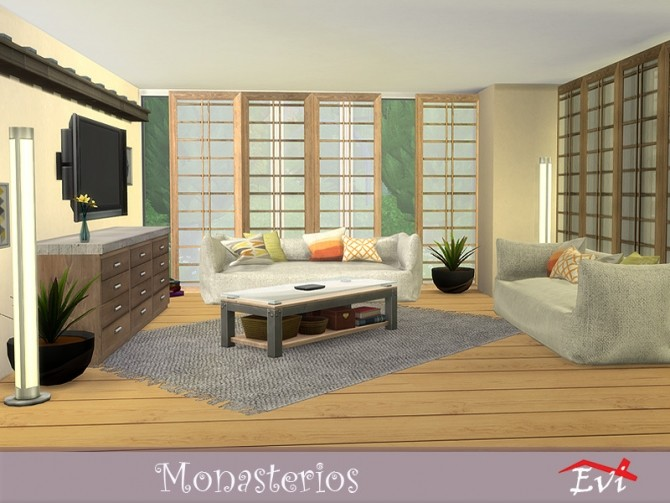 Monasterios by evi at TSR image 3712 670x503 Sims 4 Updates