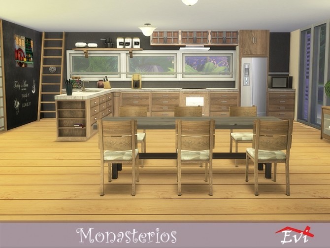 Monasterios by evi at TSR image 3813 670x503 Sims 4 Updates