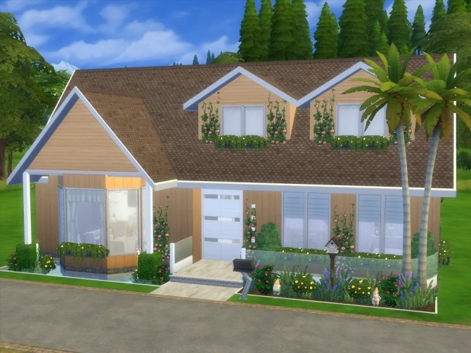 Homedale house No CC by Lenabubbles82 at Mod The Sims image 391 670x503 Sims 4 Updates