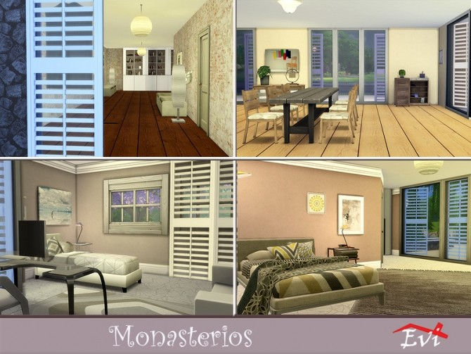 Monasterios by evi at TSR image 3913 670x503 Sims 4 Updates
