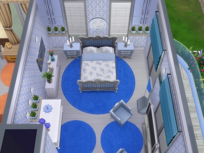 Homedale house No CC by Lenabubbles82 at Mod The Sims image 401 670x503 Sims 4 Updates