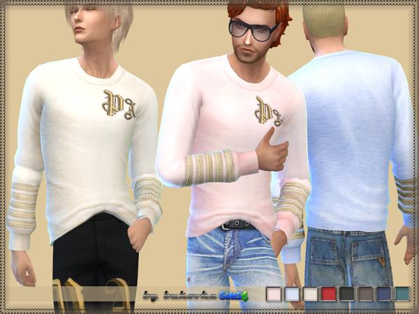Sims 4 Palm Angels 1 t shirt by bukovka at TSR