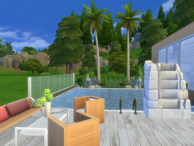 Homedale house No CC by Lenabubbles82 at Mod The Sims image 421 670x503 Sims 4 Updates