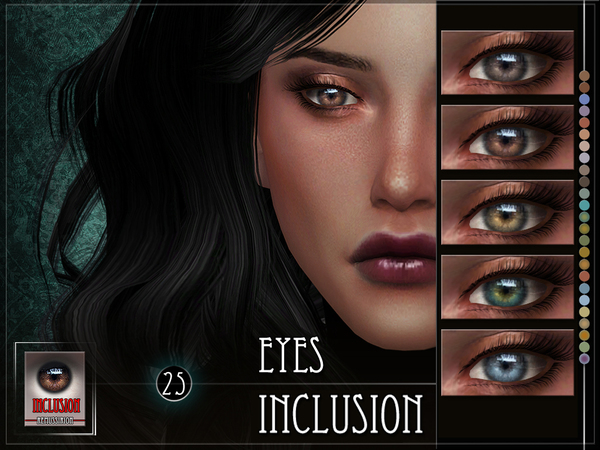 Sims 4 Inclusion Eyes by RemusSirion at TSR