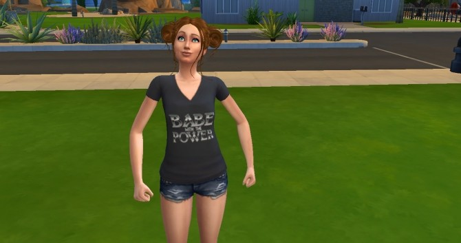 Labyrinth Shirts for Adults by TMNTFanGirl18 at Mod The Sims image 457 670x353 Sims 4 Updates