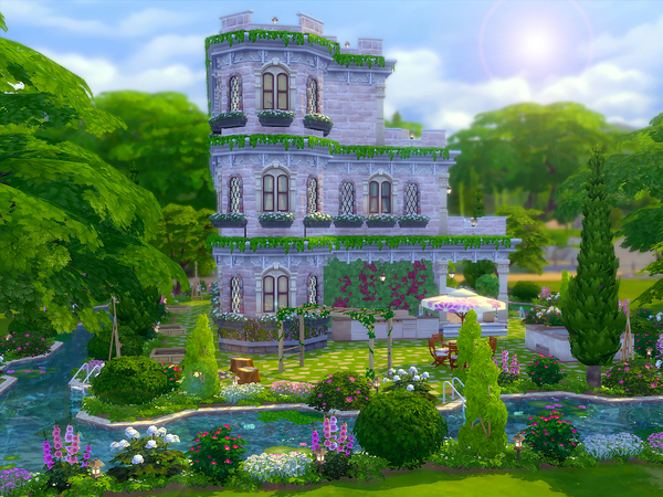 Castlette by sharon337 at TSR image 4711 Sims 4 Updates