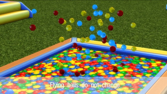 Toddler Ball Pit Texture Replacement by yakfarm at Mod The Sims image 4720 670x377 Sims 4 Updates