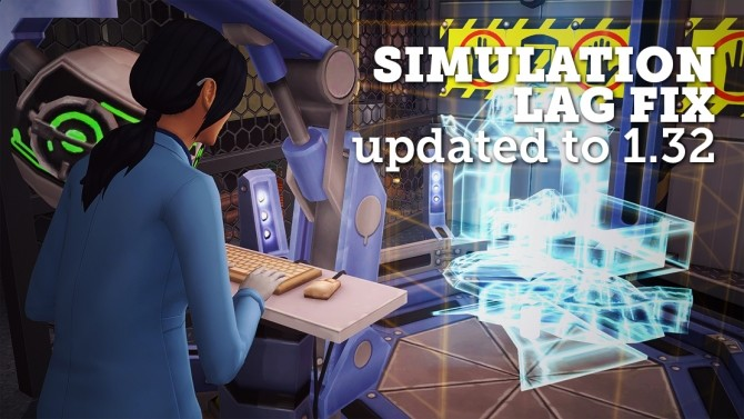 Simulation Lag Fix updated for 1.32 by duderocks at Mod The Sims image 479 670x377 Sims 4 Updates