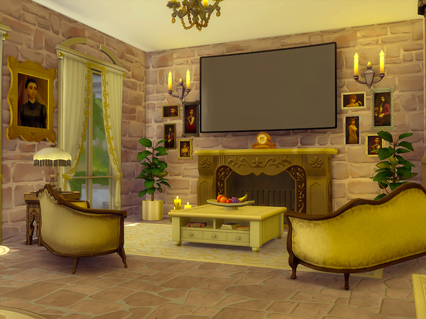 Sims 4 Castlette by sharon337 at TSR
